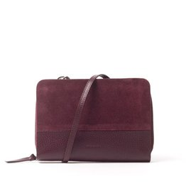 Royal Republiq ROYAL REPUBLIQ | GALAX EVE SUEDE | BORDEAUX