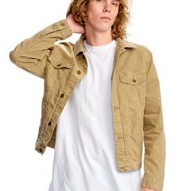 Rolla's ROLLAS | DENIM JACKET | CAMEL CORD
