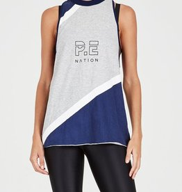 PE Nation PE NATION | SUDDEN DEATH TANK | GREY