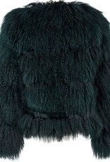 Ena Pelly ENA PELLY | MONGOLIAN SHEEP HAIR | FOREST GREEN