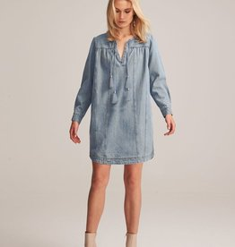 Steele STEELE | LESSIE SHIFT DRESS | DENIM