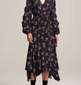 Steele STEELE | KOKO DRESS | BLACK FLORA