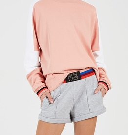 PE Nation PE NATION | ALI SWEAT | PALE PINK