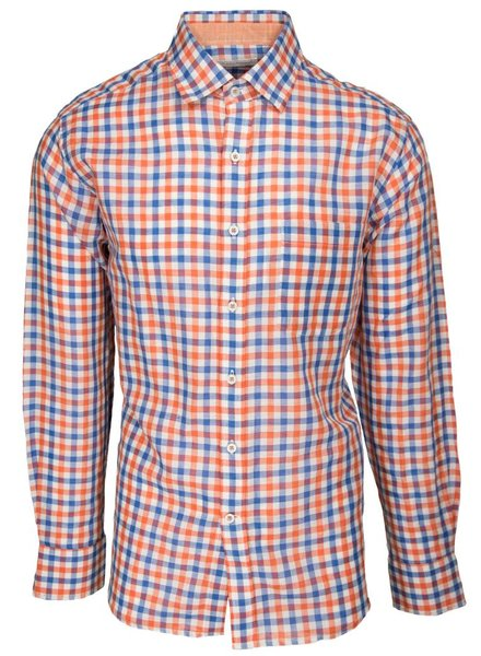 Alex Cannon Alex Cannon Men's Long Sleeve Park Bench Shirt-Medium