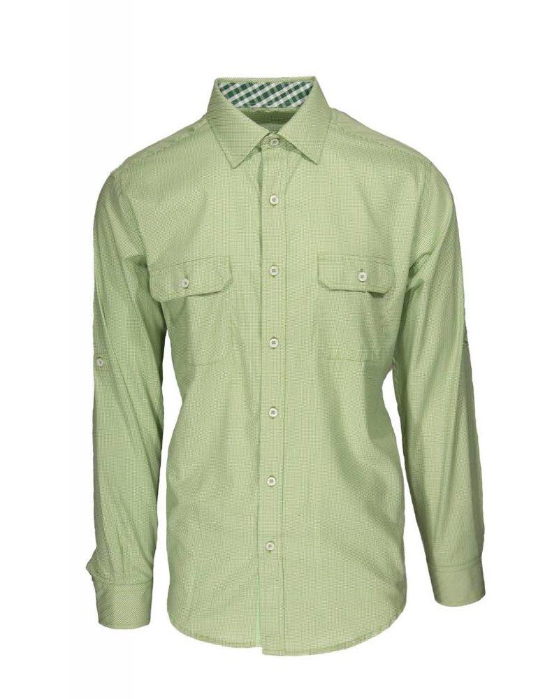 Alex Cannon Alex Cannon Spring Green Sport Shirt