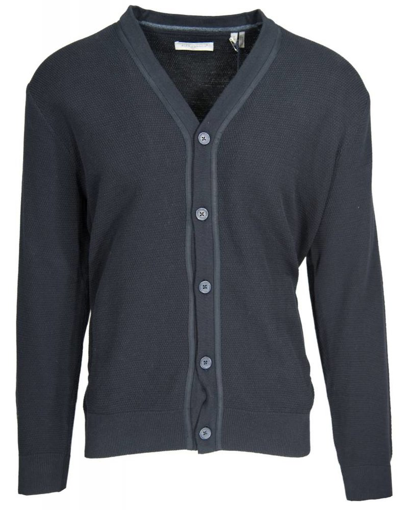 Alex Cannon Alex Cannon Navy Cardigan