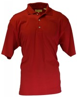 Ease... Ease Red Men's Large Polo