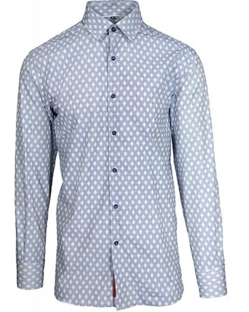 Luchiano VIsconti Luchiano Visconti Diamond L/S Shirt