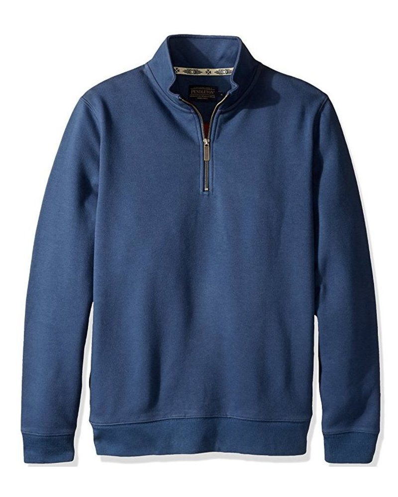 Pendleton Pendleton Men's Alsea 1/4 Zip Fleece Sweatshirt