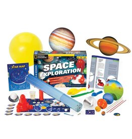 National Geographic National Georgraphic Space Exploration Kit