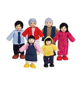 Hape Happy Family- Asian
