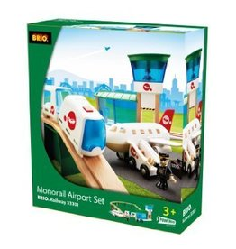 Brio Monorail Airport Set from Brio