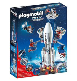 Playmobil Playmobil Space Rocket