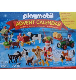 Playmobil Playmobil Advent Calendar 'Christmas on the Farm'