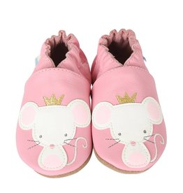 Robeez Robeez Soft Soles Princess Mouse