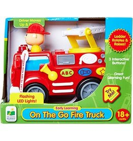 Learning Journey Learning Journey On The Go Fire Truck