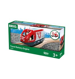 Brio BRIO Travel Battery Engine
