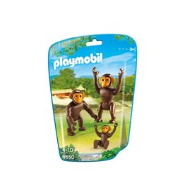 Playmobil Playmobil Chimpanzee Family
