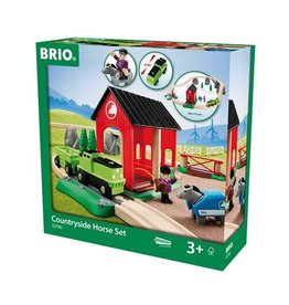 Brio BRIO Countryside Horse Set