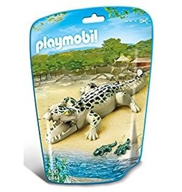 Playmobil Playmobil Alligator with Babies