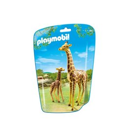 Playmobil Playmobil Giraffe with Calf