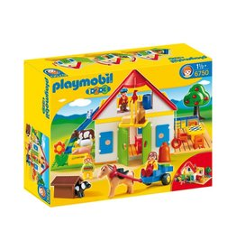 Playmobil 1.2.3 Playmobil 1.2.3. Large Farm