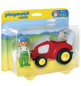 Playmobil 1.2.3 Playmobil 1.2.3 Tractor