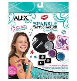Alex Alex Sparkle Tattoo Parlor - So Glam