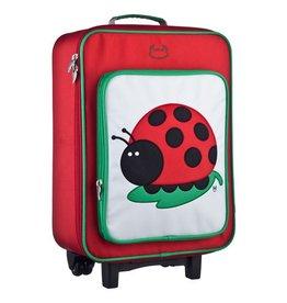 Beatrix Wheelie Bag - Juju the Ladybug