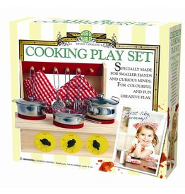 House of Marbles House of Marbles Cooking Play Set
