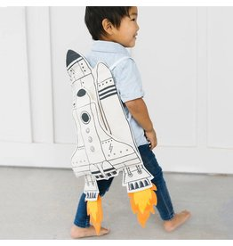 Seedling Seedling Littles Galaxy Rocket Adventure Cape