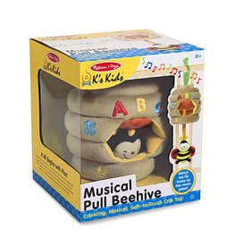 Melissa and Doug Melissa and Doug Musical Pull Beehive