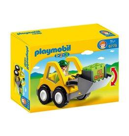 Playmobil 1.2.3 Playmobil 1.2.3 Excavator