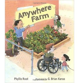 Penguin Random House Anywhere Farm by Phyllis Root; illustrated by G. Brian Karas
