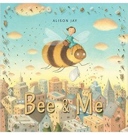 Penguin Random House Bee & Me by Alison Jay