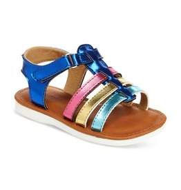 Hanna Andersson Hanna Andersson Baby Dani Sandal - Bright Multi