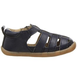 Hanna Andersson Hanna Andersson Baby Eriksen Fisherman Sandal - Navy