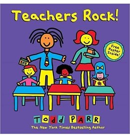Penguin Random House Teachers Rock! by Todd Parr