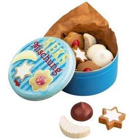 Haba HABA- Assorted Wooden Cookies in Tin