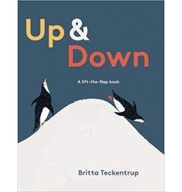 Penguin Random House Up and Down by Britta Teckentrup