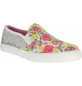 Nina Nina Slip-On Sneakers Engie Multi Cotton Canvas