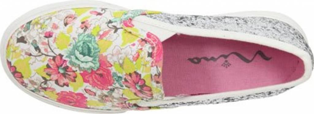 Nina Nina Slip-On Sneakers Engie Multi Cotton Canvas