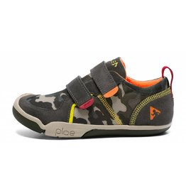 Plae Plae Ty Youth Sneaker - Raven/Camo