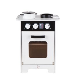 Hape Hape Mini black-White Gourmet Kitchen