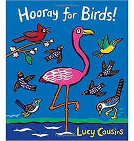 Penguin Random House Hooray for Birds by Lucy Cousins