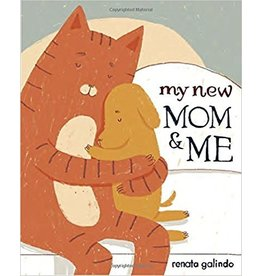 Harper Collins My New Mom and Me by Renata Galindo