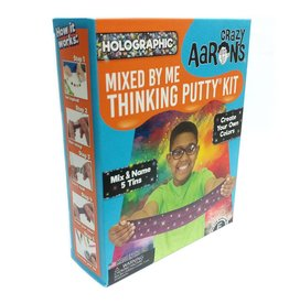 Crazy Aaron Crazy Aaron Thinking Putty Mixed by Me Kit Holographic