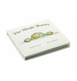 JellyCat The Magic Bunny Book by Paddy Comyn & Barry Sheehan