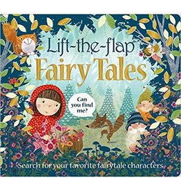 MacMillan Lift the Flap: Fairy Tales by Roger Priddy