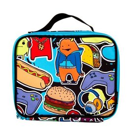 Fashion Angels Style Lab Lunch Tote - Junk Food